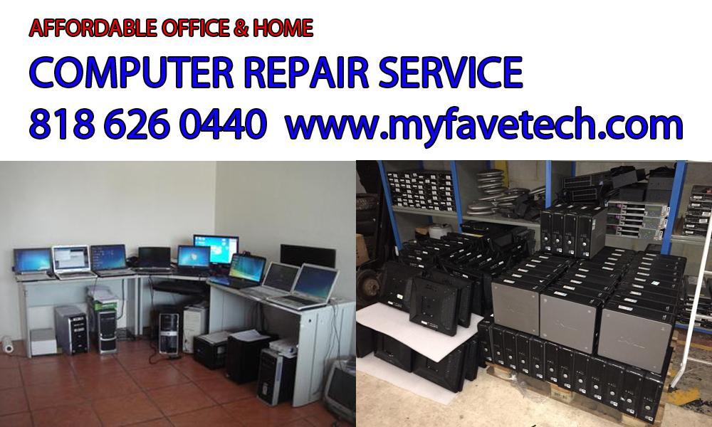computer repair van nuys technician
